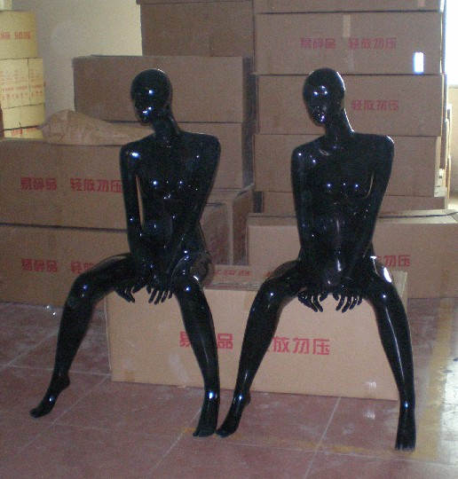 Custom made mannequins